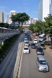 Transporte de Jakarta Imagem de Stock Royalty Free