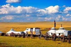 Transporte de la migración Foto de archivo libre de regalías