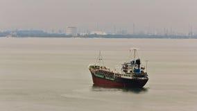 Transporte de la nave Imágenes de archivo libres de regalías