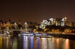 Transporte de Londres Foto de archivo libre de regalías