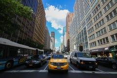 Transporte de Nueva York Fotos de archivo