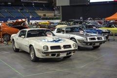 Transporte de Pontiac Imágenes de archivo libres de regalías