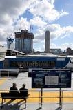 Transporte de Rotterdam Imagen de archivo libre de regalías
