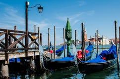 Transporte de Venecia Imágenes de archivo libres de regalías