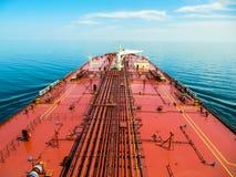 Transporte del aceite Fotos de archivo