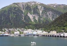 Transporte del capital del ` s de Alaska Fotos de archivo