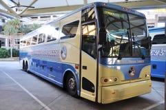 Transporte del centro turístico del mundo de Disney Foto de archivo libre de regalías