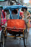 TRANSPORTE DEL MERCADO DE ASIA TAILANDIA BANGKOK NONTHABURI Imagenes de archivo
