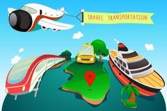 Transporte do curso Imagens de Stock Royalty Free