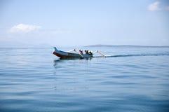 Transporte do mar Foto de Stock Royalty Free