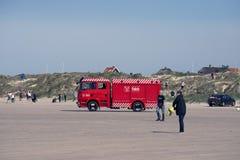 Transporte do resue de Falck Imagem de Stock Royalty Free