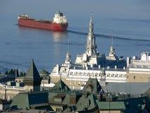 Transporte do St. Lawrence imagens de stock