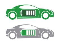 Transporte ecológico Ilustração Royalty Free
