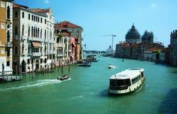 Transporte em Veneza Fotos de Stock