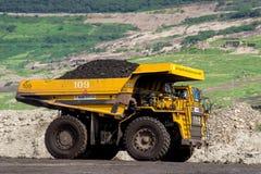 Transporte en explotación del cabón Fotografía de archivo libre de regalías