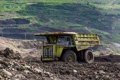 Transporte en explotación del cabón Foto de archivo libre de regalías