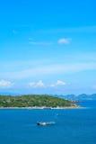 Transporte en la isla de Koh Si Chang Foto de archivo
