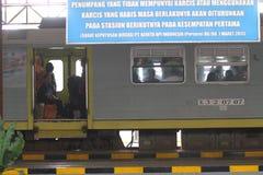 Transporte ferroviario Fotos de archivo libres de regalías