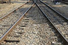 Transporte ferroviario Foto de archivo libre de regalías