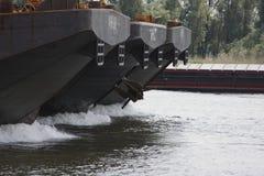 Transporte interno Fotografia de Stock