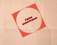 Transporte livre Imagem de Stock