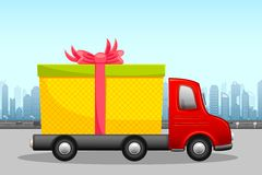 Transporte livre Imagens de Stock Royalty Free