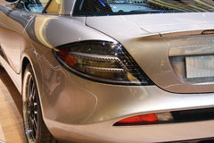 Transporte luxuoso do carro de esportes Imagem de Stock Royalty Free