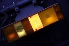 Transporte a luz Imagens de Stock