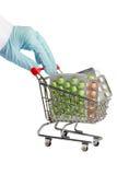 Transporte médico Imagen de archivo libre de regalías