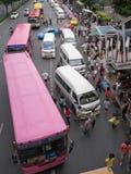 Transporte público Fotografía de archivo