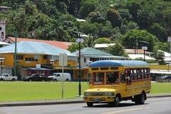 Transporte público Fotografía de archivo libre de regalías