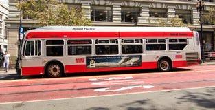 Transporte público Fotos de Stock Royalty Free