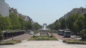 Transporte público Station Pont De Neuilly Charles de Gaulle Avenue de París