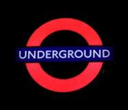Transporte para Londres Fotografia de Stock