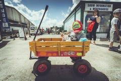 Transporte peculiar fotos de archivo