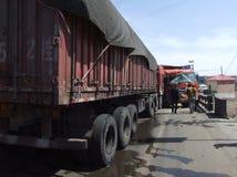 Transporte por carretera Fotos de archivo