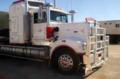 Transporte por carretera en Australia Foto de archivo