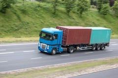 Transporte rodoviário fotografia de stock royalty free
