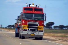 Transporte rodoviário em Austrália Foto de Stock Royalty Free