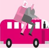 Transporte sênior Imagens de Stock