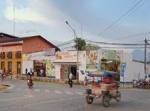 Transporte, tarapoto, Perú Foto de archivo libre de regalías