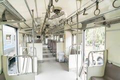 transporte velho do passageiro do trem imagem de stock royalty free