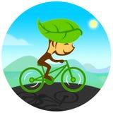 Transporte verde Fotos de Stock
