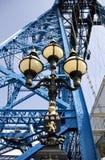 Transporter bridge Royalty Free Stock Photo