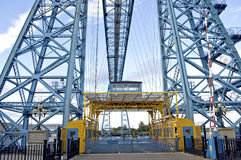 Transporter bridge Middlesbrough Royalty Free Stock Photo