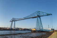 Transporter Bridge Royalty Free Stock Photography