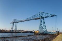 Transporter Bridge Royalty Free Stock Photography
