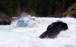 Transporter de rivière Photos libres de droits