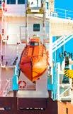 Transporter för djupt vatten arkivbild