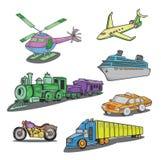transportes Imagenes de archivo